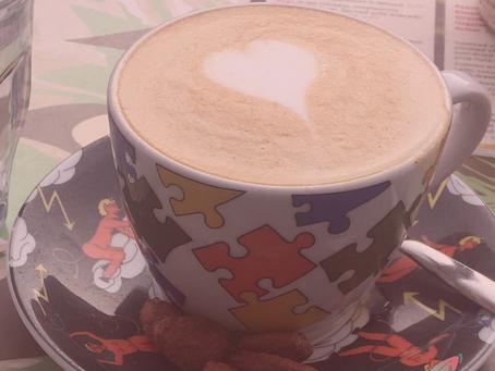 1 Cappuccino is inspiratie voor 3