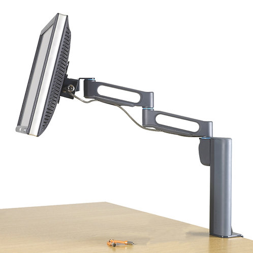 Brazo para Monitor LCD_Columna Extendible