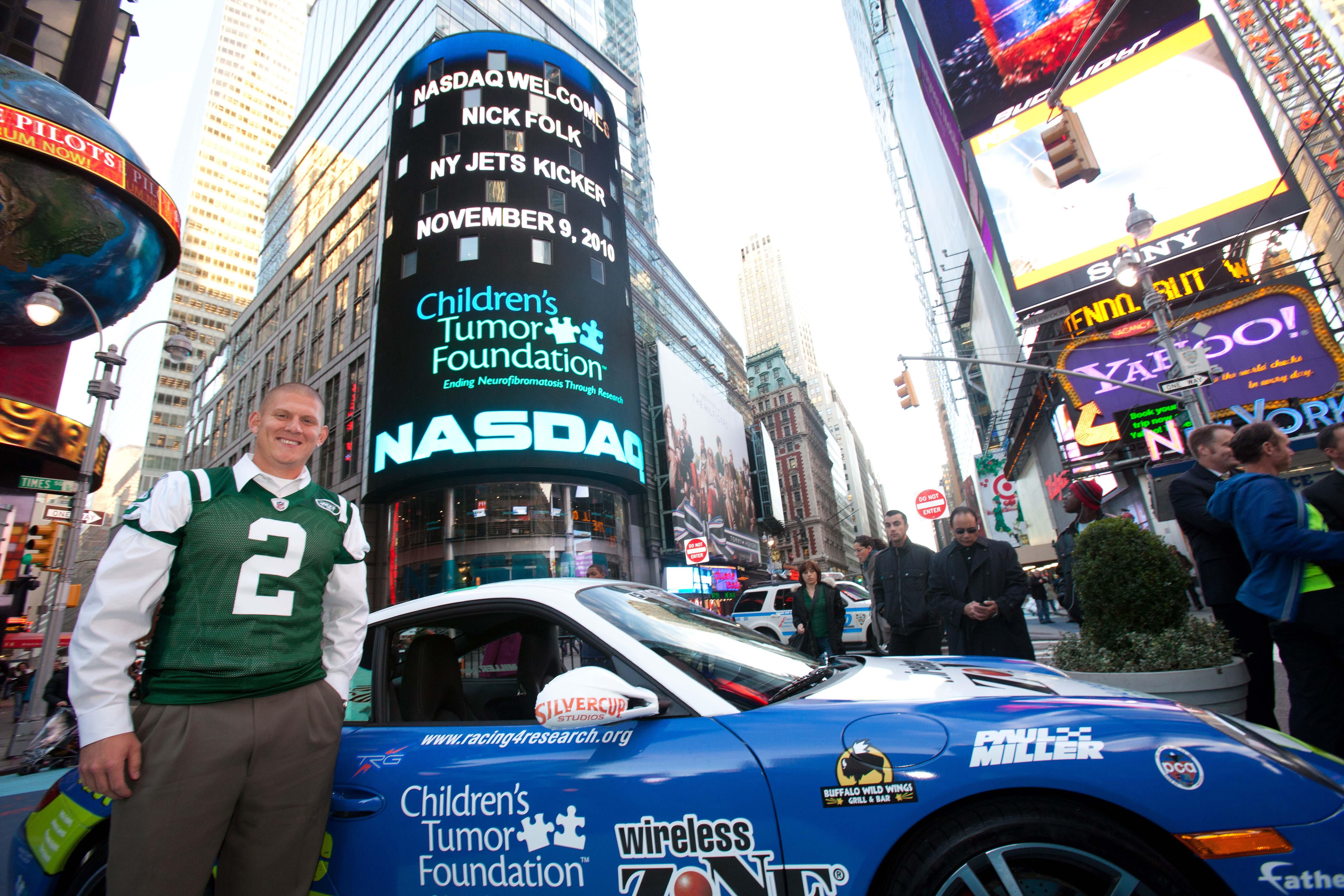 Nick Folk - NASDAQ