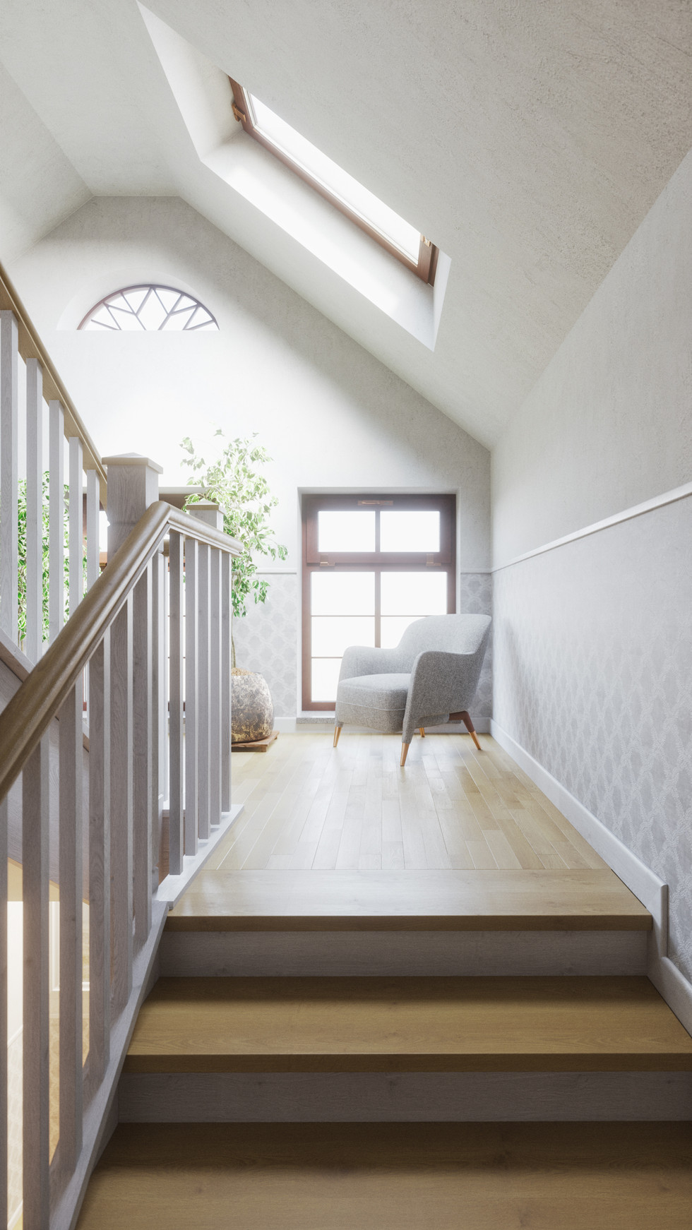 Majkowskiego Stairway