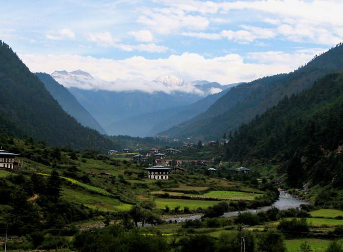 Butão: a terra da felicidade