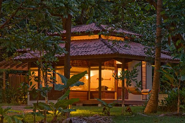 Destino eco incrível no Brasil: Cristalino Lodge.
