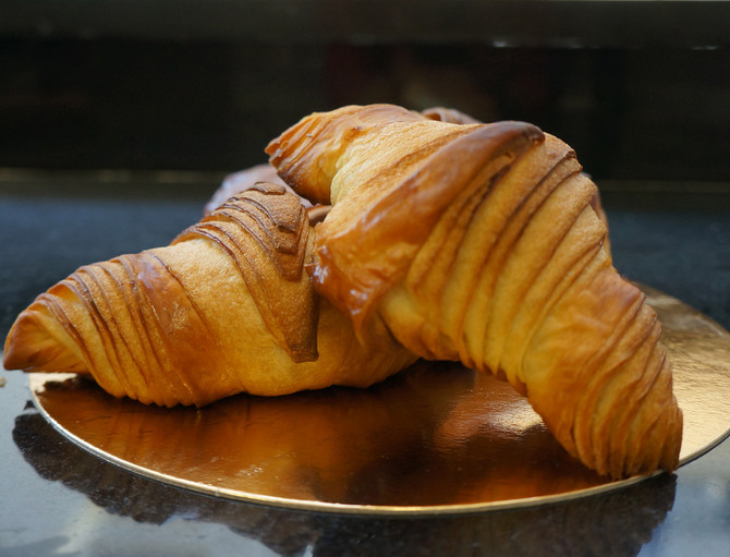 Os melhores croissants de Paris