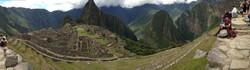 Machu Picchu por Blue Papaya