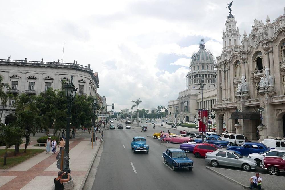Havana, capital de Cuba