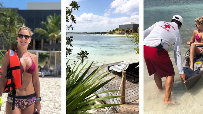 Nizuc em Cancun - por Gabi Cordes