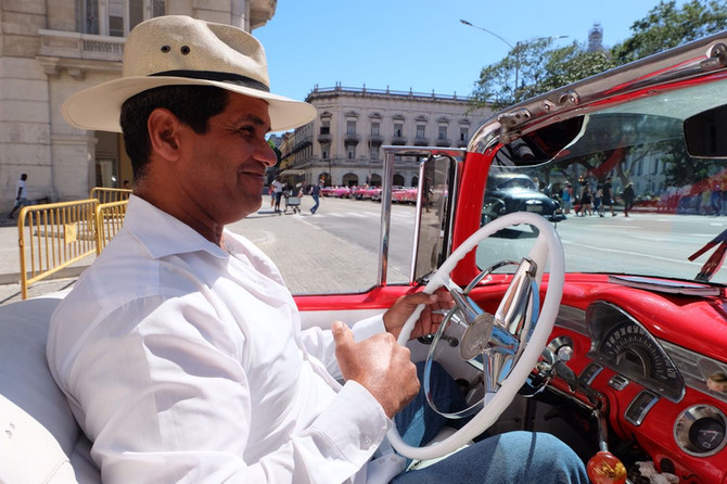 Cuba por Felipe Bari