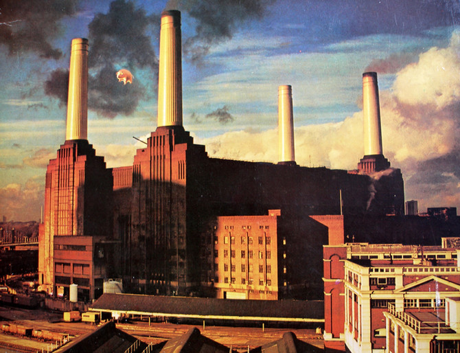 Pink Floyd Exhibition - V&A