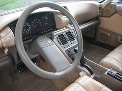 1986_Citroen_CX_Prestige_Dash