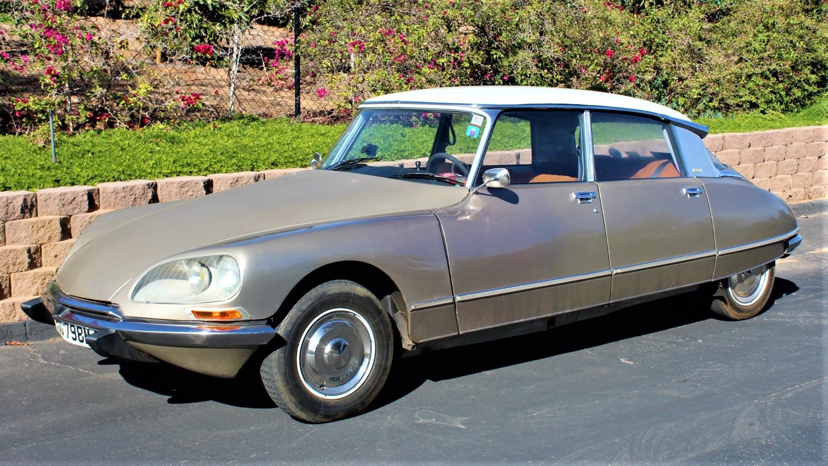 1974 Citroen DS20 - Side