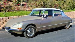 1974 Citroen DS20 - Side
