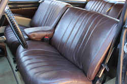 1970 Citroen DS21 - Interior Front