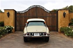1972 Citroen DS21 Pallas - Back