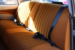 1974 Citroen DS20 - Interior Back