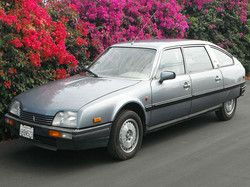 1986_Citroen_CX_Prestige_Front