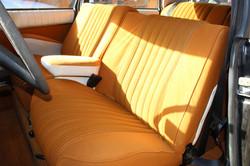 1974 Citroen DS20 - Interior Front