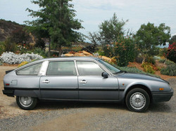 1985_Citroen_CX_Prestige_Side