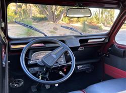 1967 Charleston 2CV - Dash