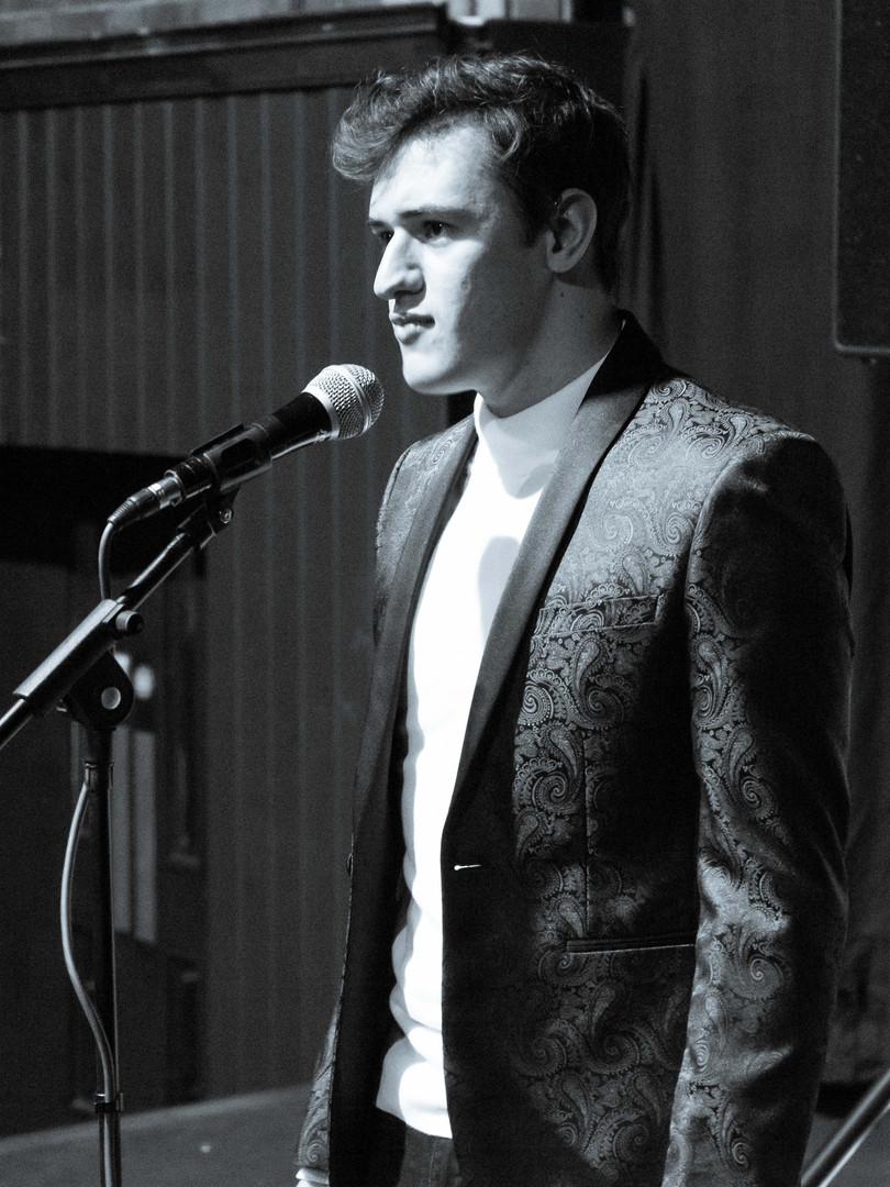 LA Singing Tuitio Student