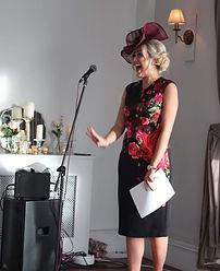 Laura Andersson Wedding Singer