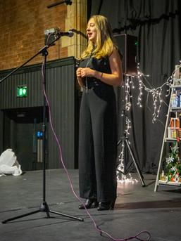 LA Singing Tuition Student