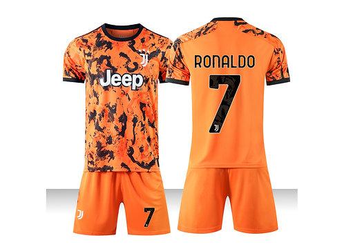 Cristiano Ronaldo Away Juventus