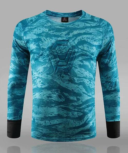 Premier Force Goalie Shirt - Teal