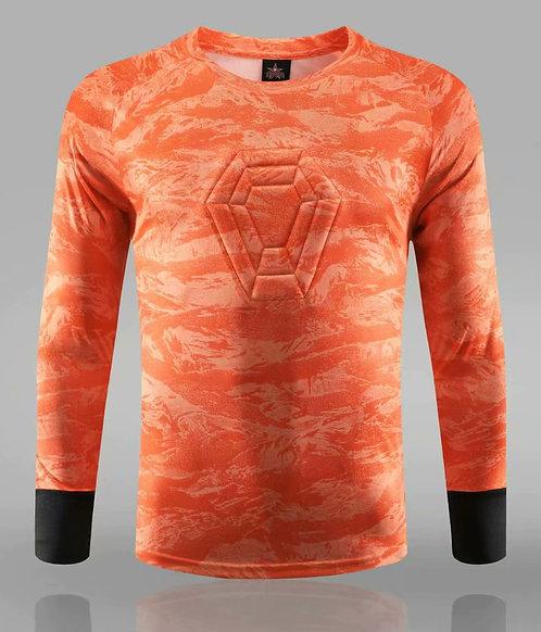 Premier Force Goalie Shirt - Orange