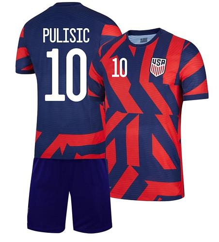 Christian Pulisic USA Away