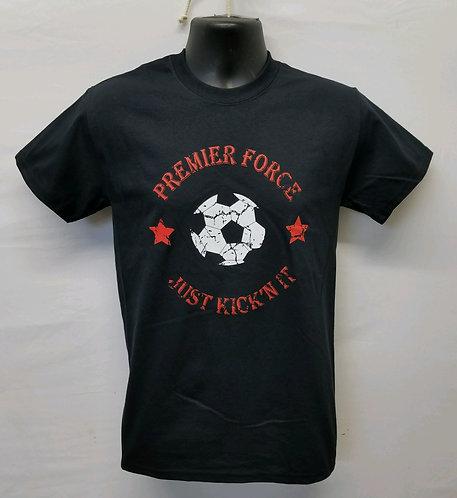 Premier Force, Just Kick'n It