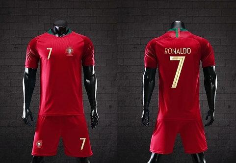 Ronaldo Portugal Home