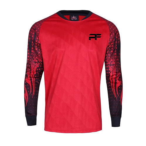 Premier Force Goalie Shirt - Red