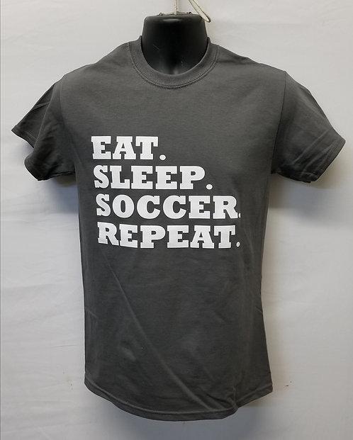 Eat. Sleep. Soccer. Repeat.