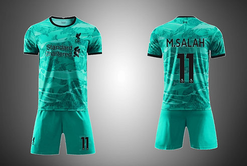 Mohamed Salah Ghaly Away Liverpool