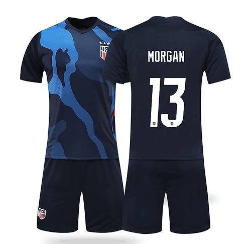Alex Morgan USA Away