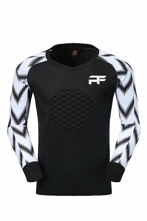 Premier Force Goalie Shirt - Black