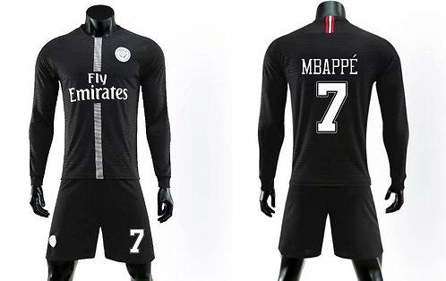 Mbappé Paris Saint Germain 2nd Away Kit