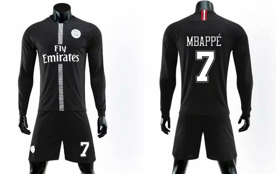 huge discount c280c 7a664 Mbappé Paris Saint Germain 2nd Away Kit | PremierSportingGoods