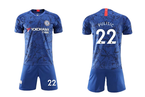 Christian Pulisic Home Chelsea