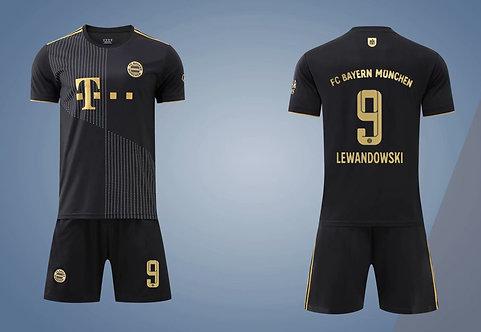 Robert Lewandowski Away FC Bayern Munchin