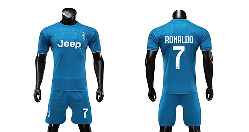 Cristiano Ronaldo 2nd Away Juventus
