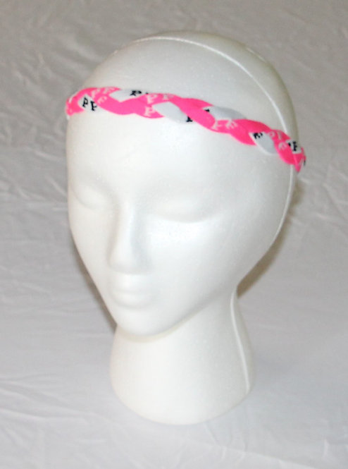 Premier Force Nonslip Braided Headband - More Colors Available