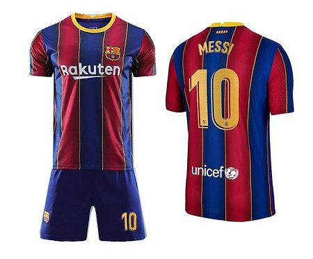 Lionel Messi Home Barcelona