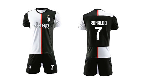 Cristiano Ronaldo Home Juventus