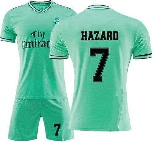 Eden Hazard 2nd Away Real Madrid