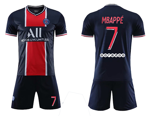 Kylian Mbappé Home Paris Saint Germain