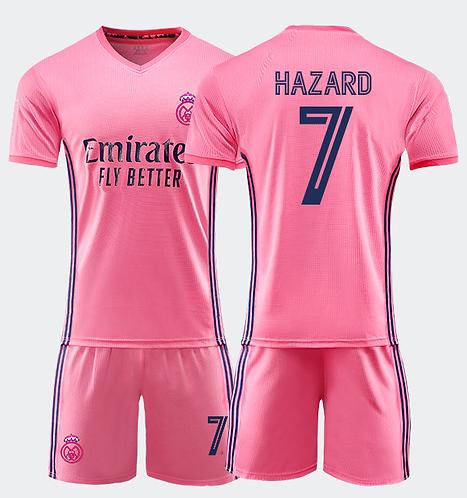 Eden Hazard Away Real Madrid