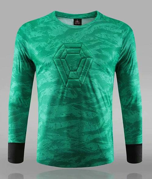 Premier Force Goalie Shirt - Green