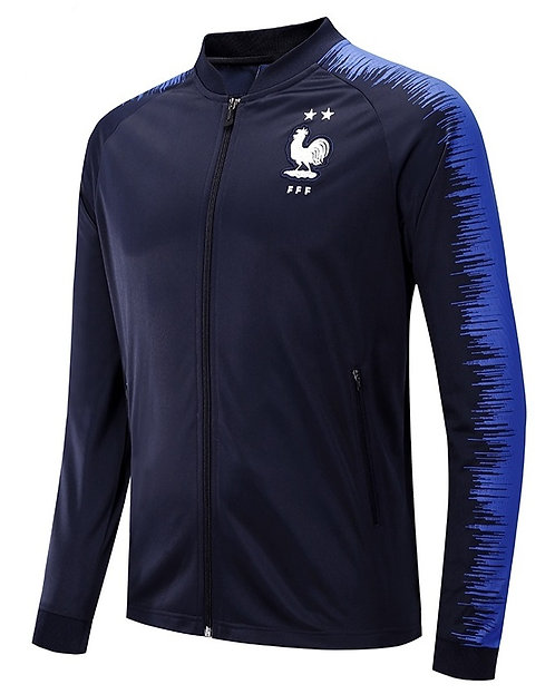 France Warm-Up Jacket