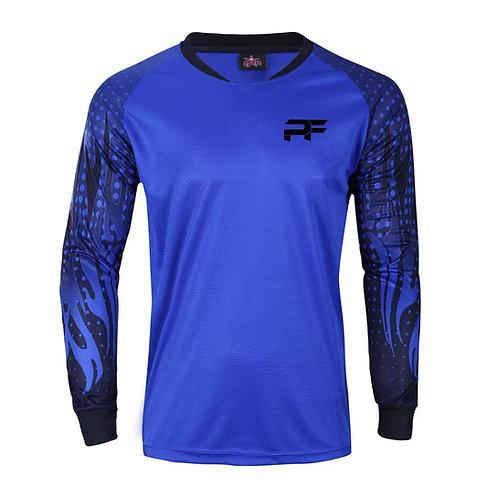 Premier Force Goalie Shirt - Blue